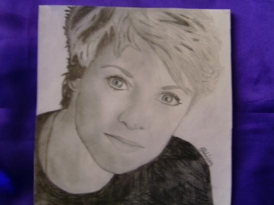 Amanda Tapping by amberallen15